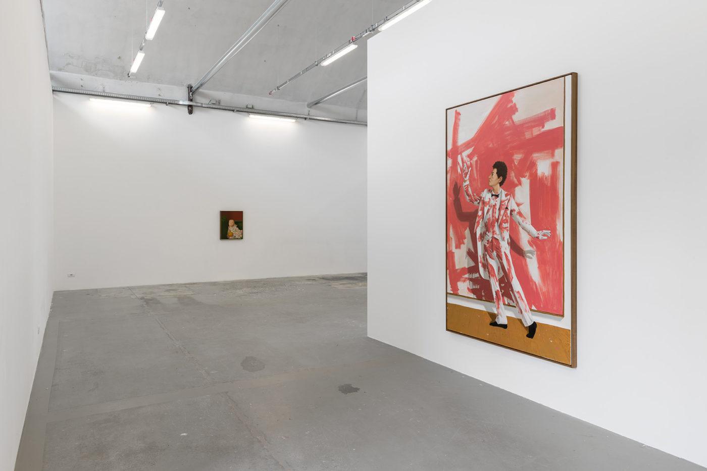 Patrizio Di Massimo, Installation views, KURA., 2019 09.25–11.20.19 Ph. Alessandro Zambianchi Courtesy the artist, ChertLüdde, Berlin and T293, Rome