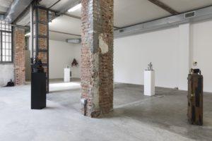 Danny McDonald, exhibition view, Ordet Milano