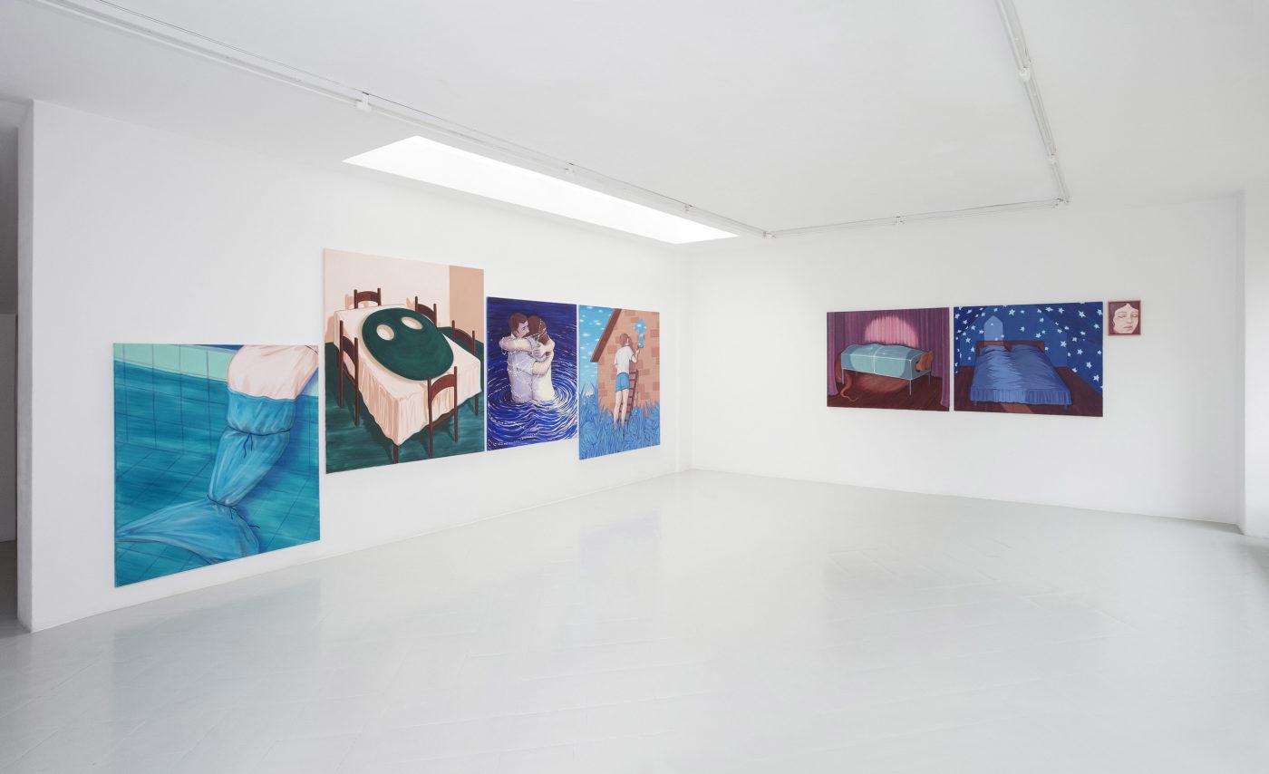 Lise Stoufflet, Studiolo, Milano