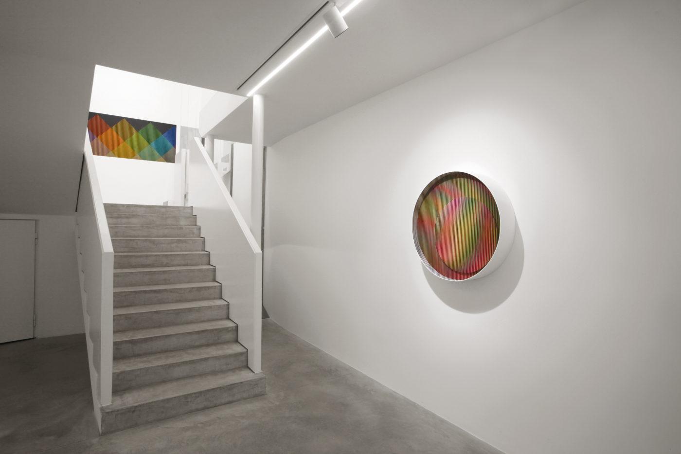 Carlos Cruz-Diez. Colore come evento di spazi. Dep Art Gallery, Milano