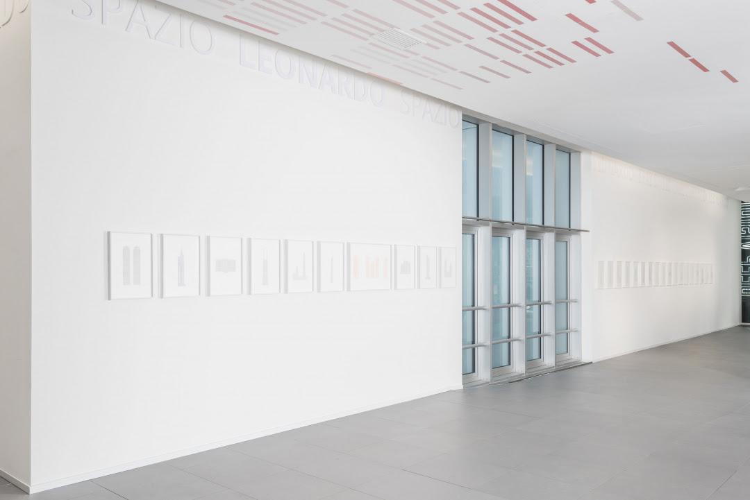 Stefano Serretta - Naked lunch money, Spazio Leonardo, Milano,  a cura di UNA