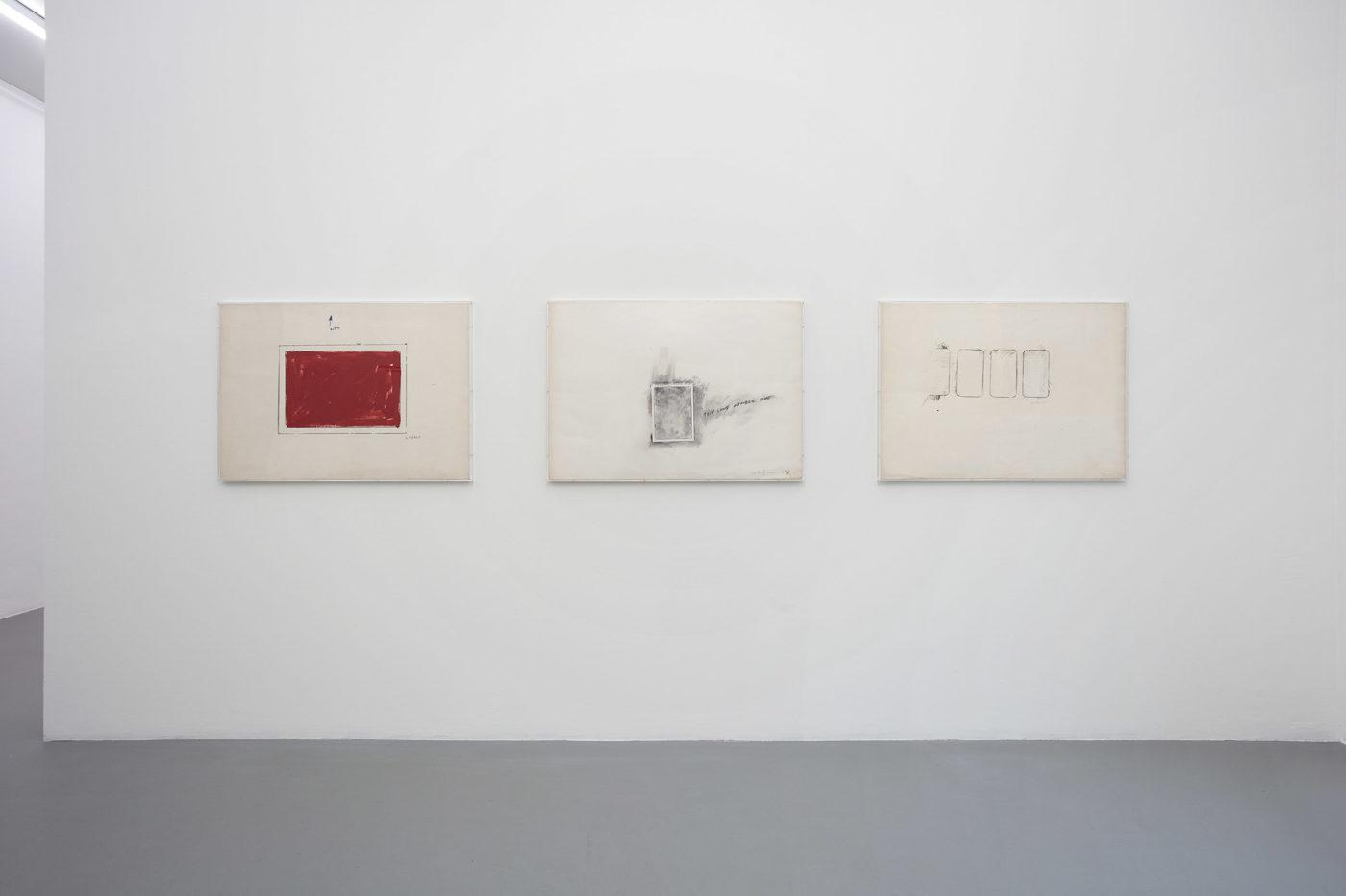 Mario Schifano - Qualcos'altro, Giò Marconi, Milano