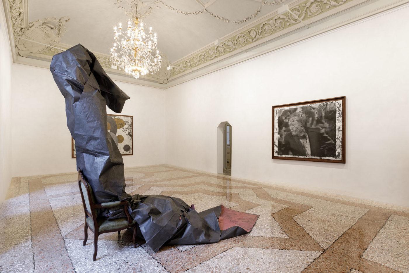Tony Lewis - The danders (as far as i can see), Galleria Massimo De Carlo, Milano