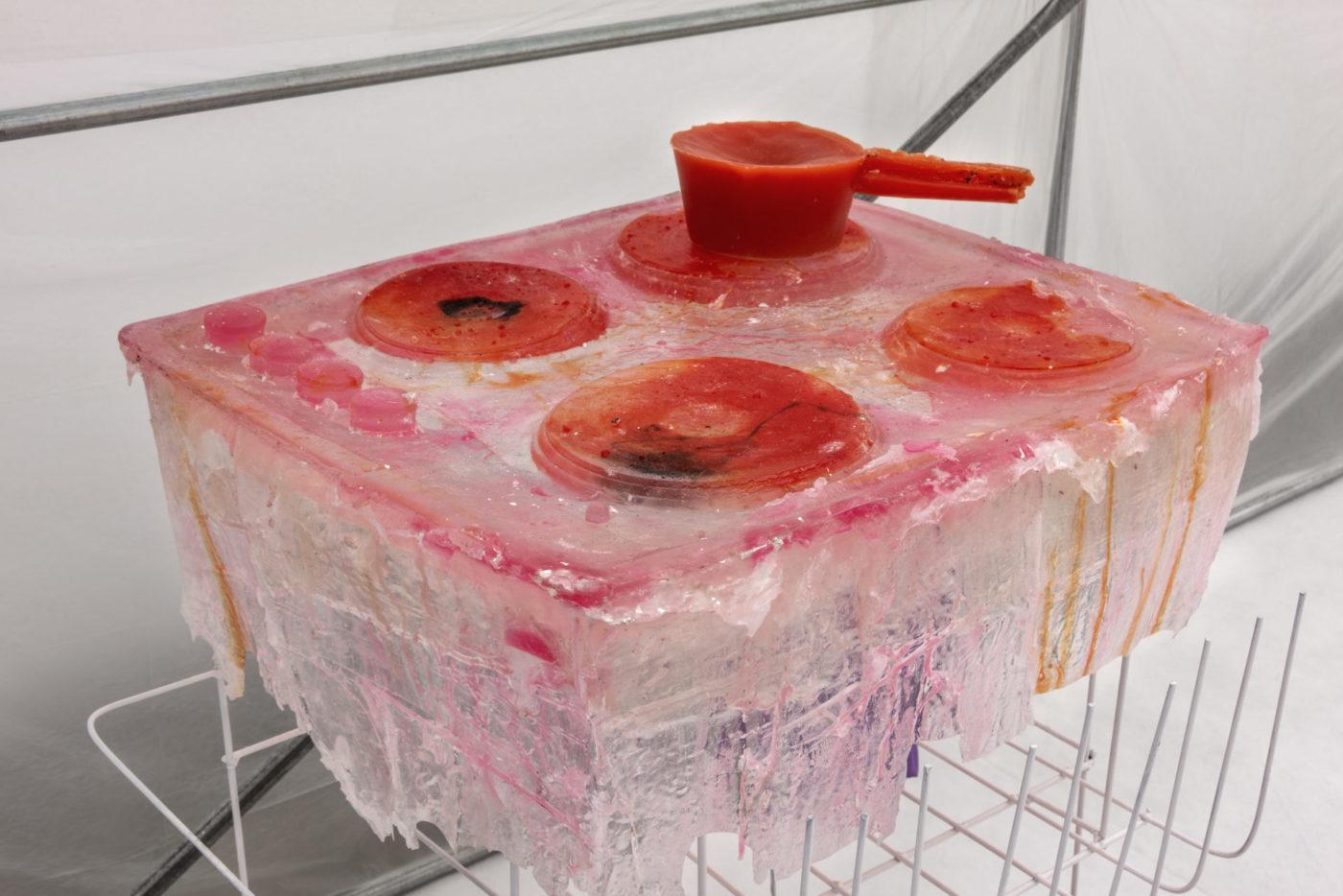 Rebecca Ackroyd - Underfoot. Fondazione Arnaldo Pomodoro, Milano