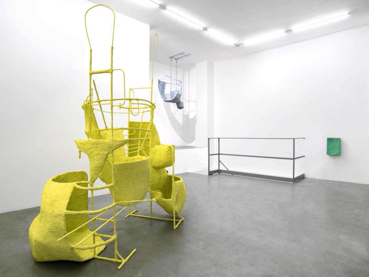 Olivia Bax - Chute, Ribot arte contemporanea, Milano