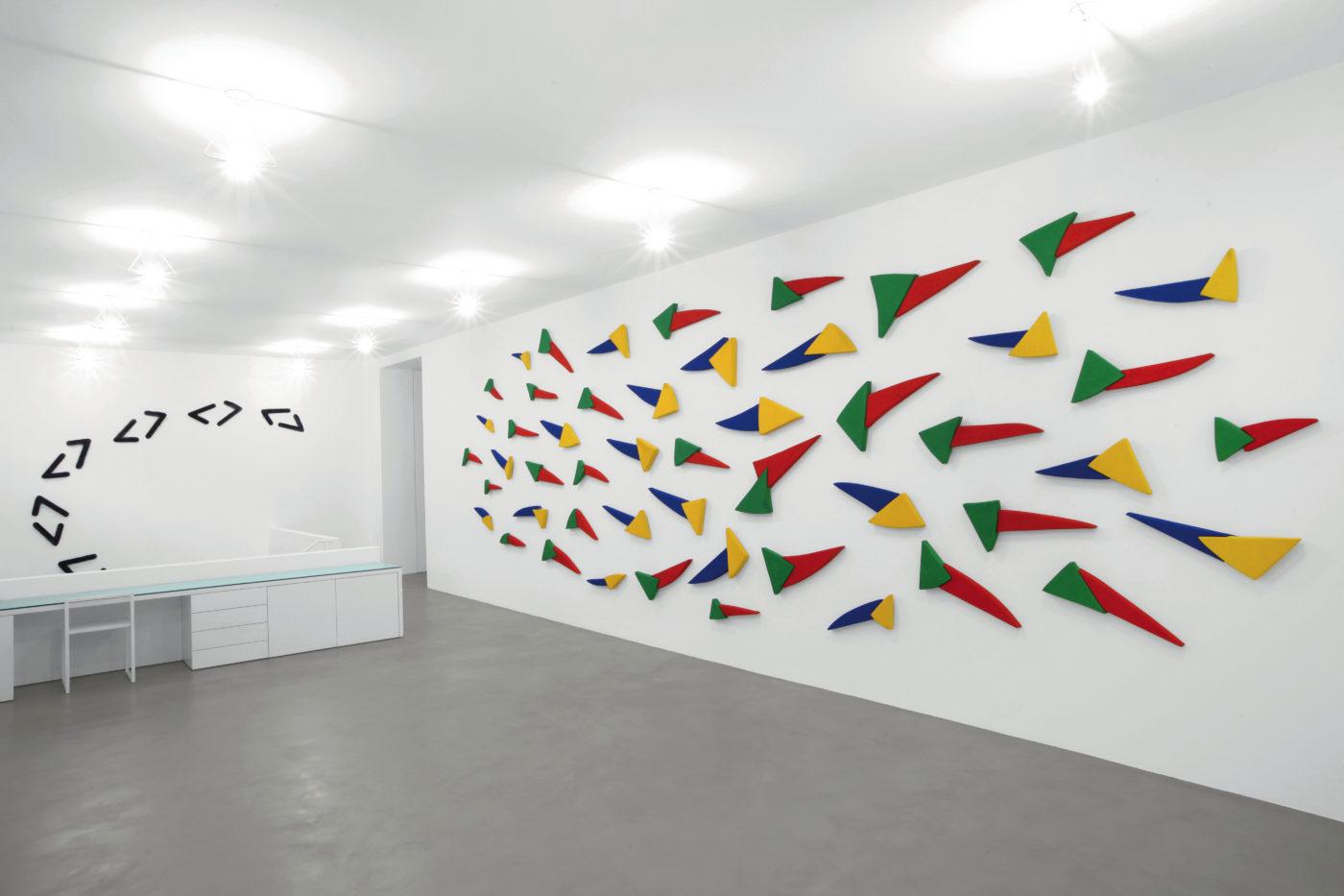 Pino Pinelli - Frammentità, A arte Invernizzi, Milano