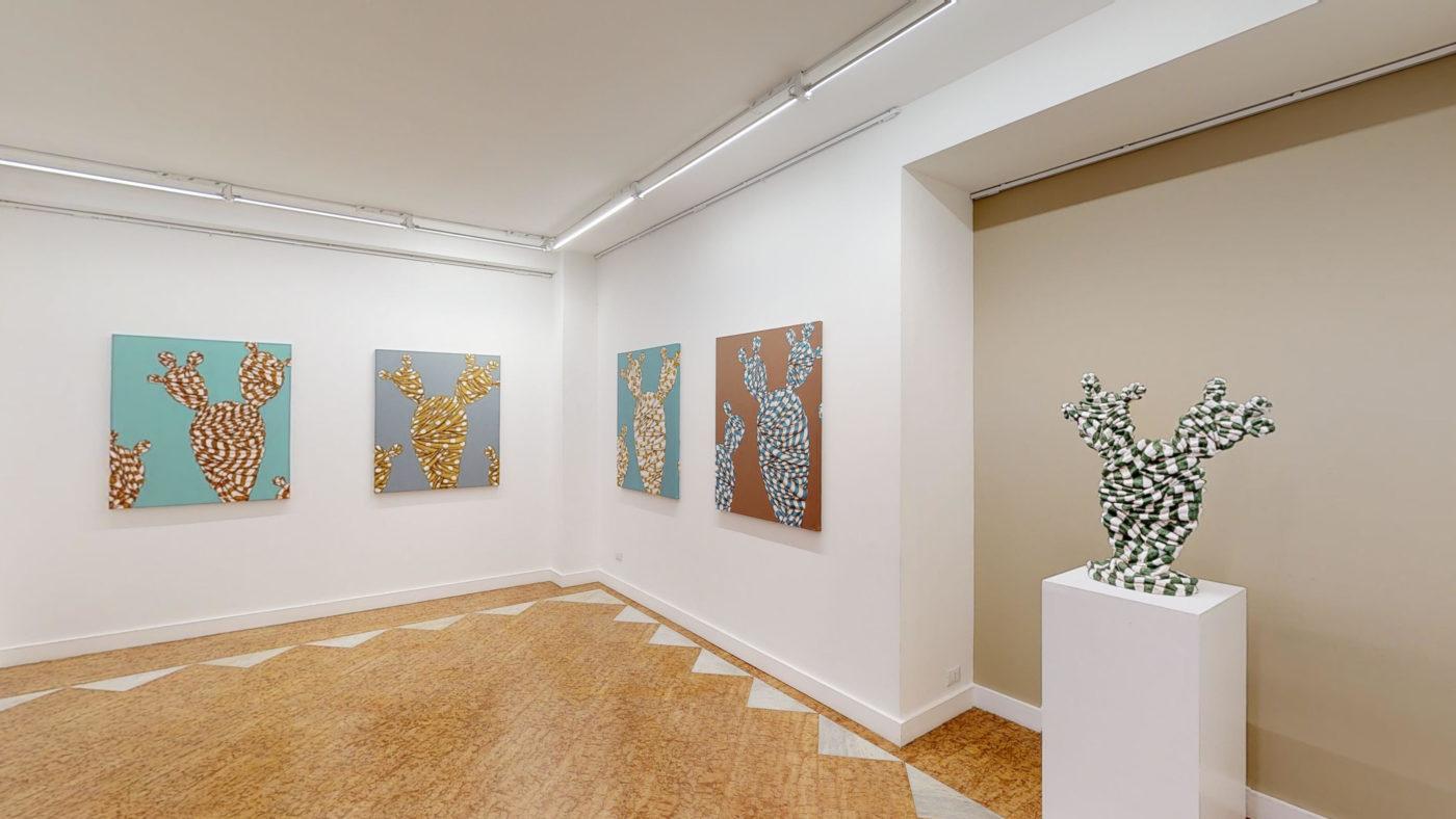 Piero Figura - Lanzarote, Gilda Contemporary Art, Milano