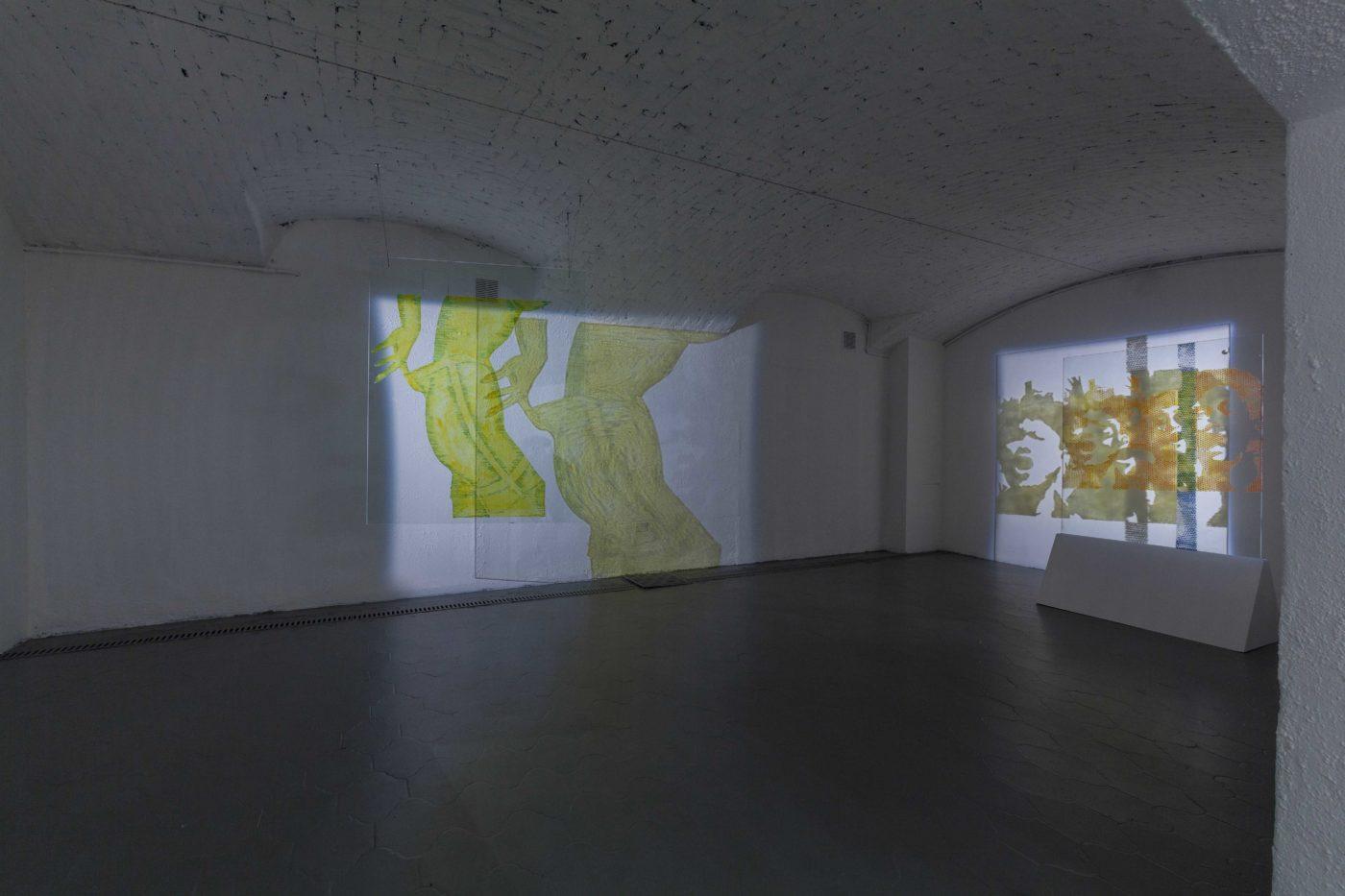 Umberto Bignardi - Sperimentazioni visuali a Roma (1964-1967). Galleria Bianconi, Milano