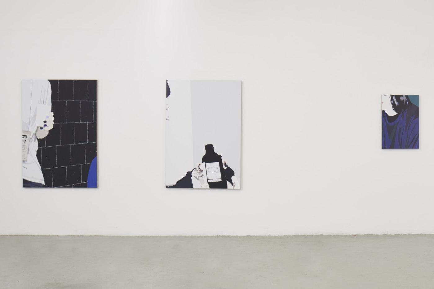 Michael Bevilacqua, Andrea Carpita - In my room. The Flat - Massimo Carasi