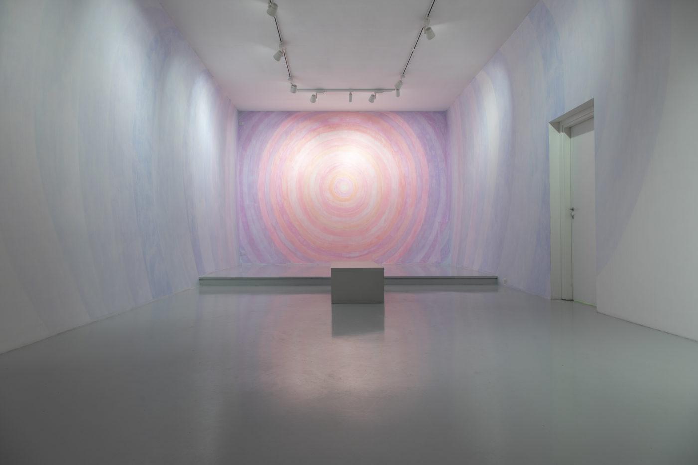 Alberto Di Fabio - Paesaggi di una materia invisibile. Luca Tommasi arte contemporanea, Milano