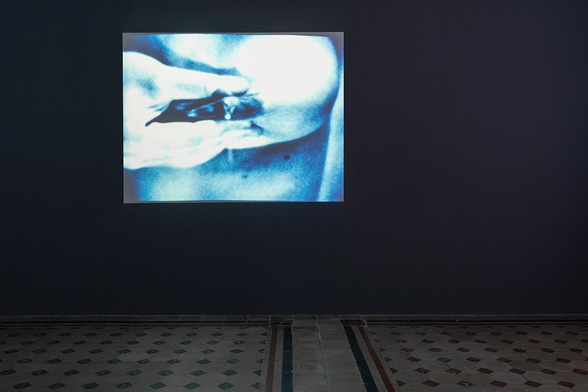 Anna Maria Maiolino Aqui e Agora, 2019 Installation view at Galleria Raffaella Cortese, Milano