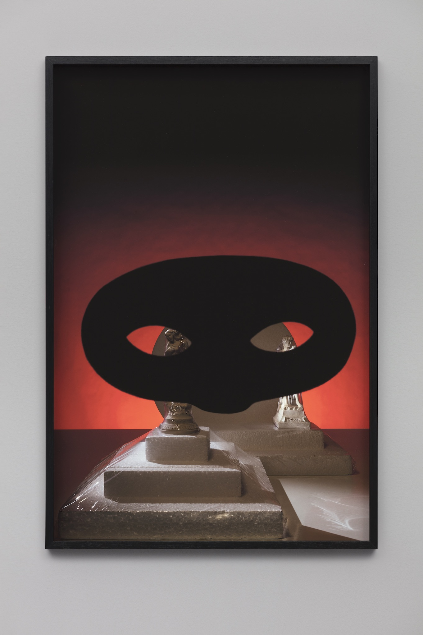 Anna Franceschini, CACCIA AL LADRO, 2020 digital print on cotton paper mounted on dibond, 120x80 cm