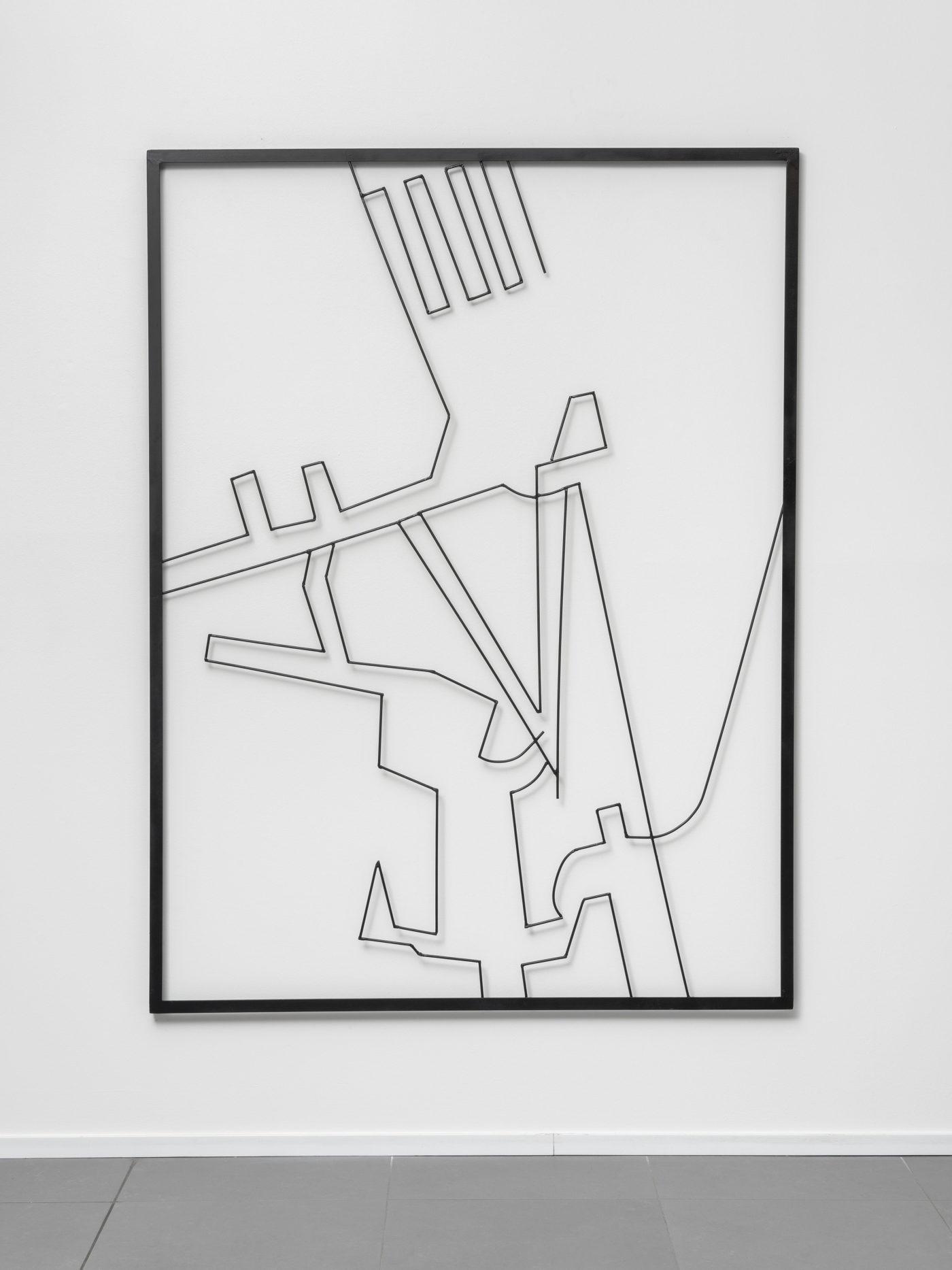 Andreia Santana, Hollow Hands. Spazio Leonardo, Milano. UNA Galleria. Foto, Cosimo Filippini 2020
