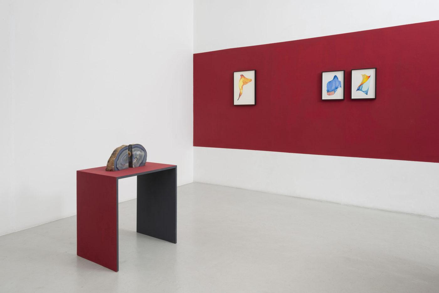 Giovanni Kronenberg, Renata Fabbri Arte Contemporanea, Milano. Foto, Cosimo Filippini 2020
